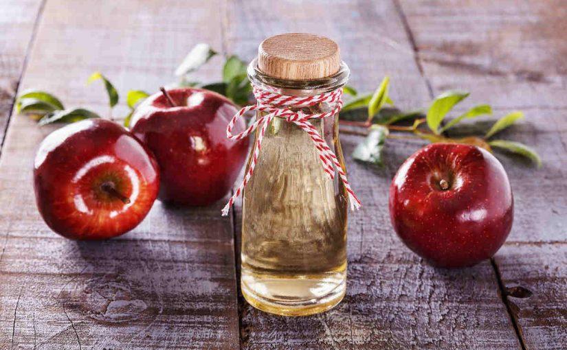 أضرار خل التفاح على الكبد