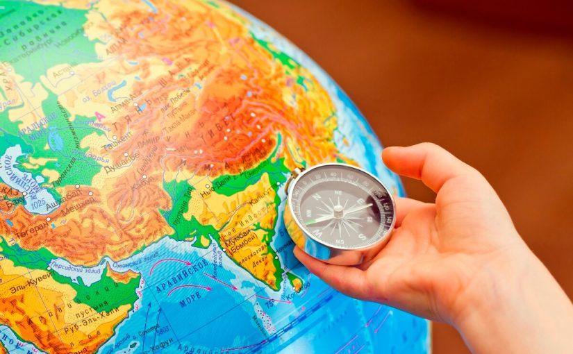 الكشوف الجغرافية بدأت من أوروبا في القرن الخامس عشر