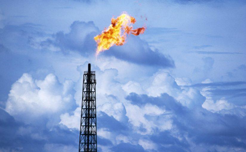 يستخدم الغاز الطبيعي في
