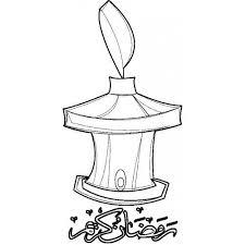 طريقة رسم فانوس رمضان بالقلم الرصاص