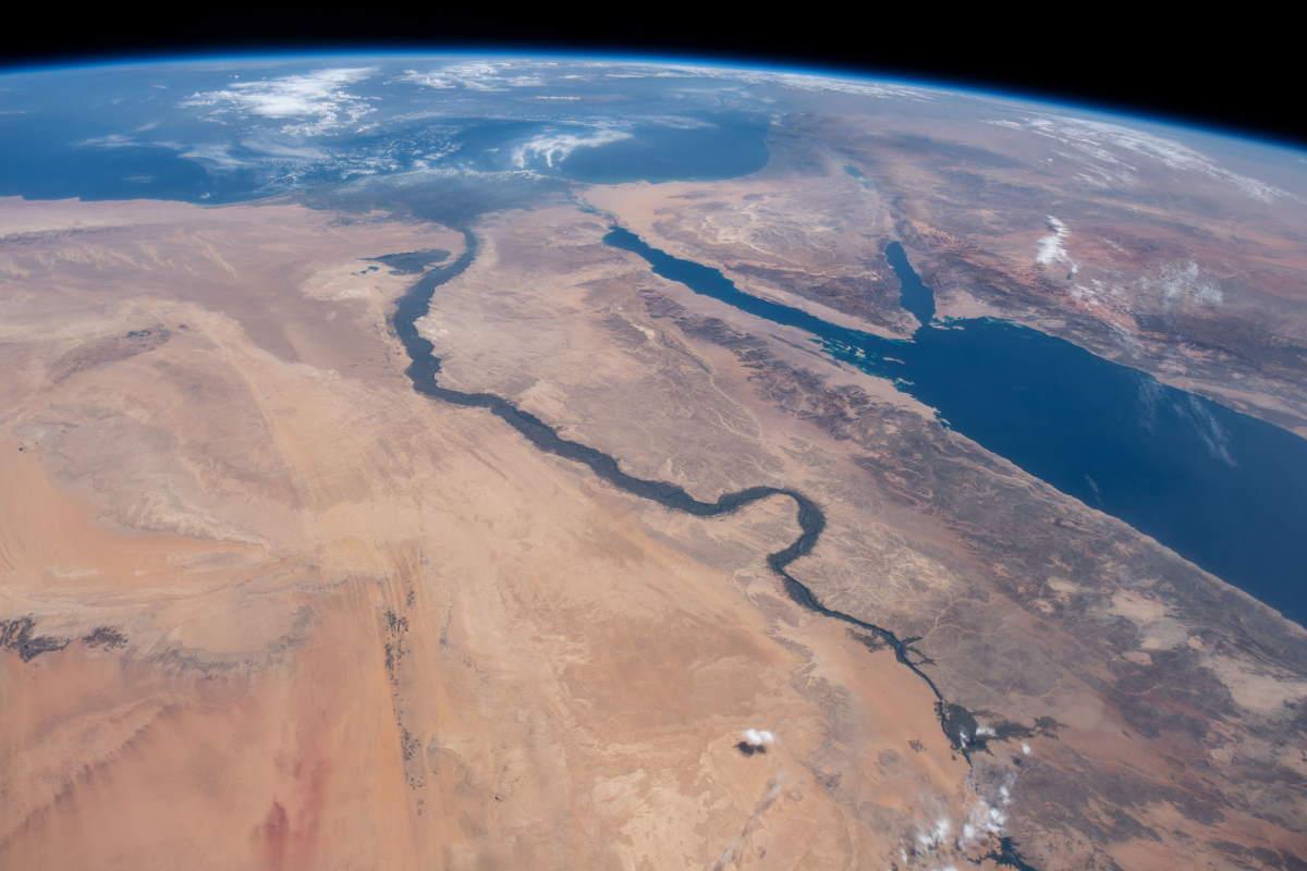 أهم الأنهار العربية والأطول في العالم