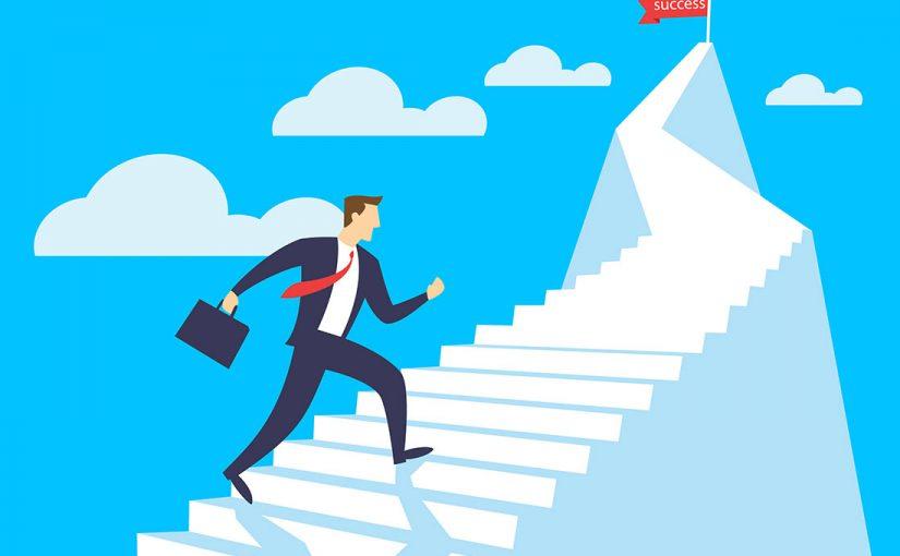 خطوات النجاح الوظيفي