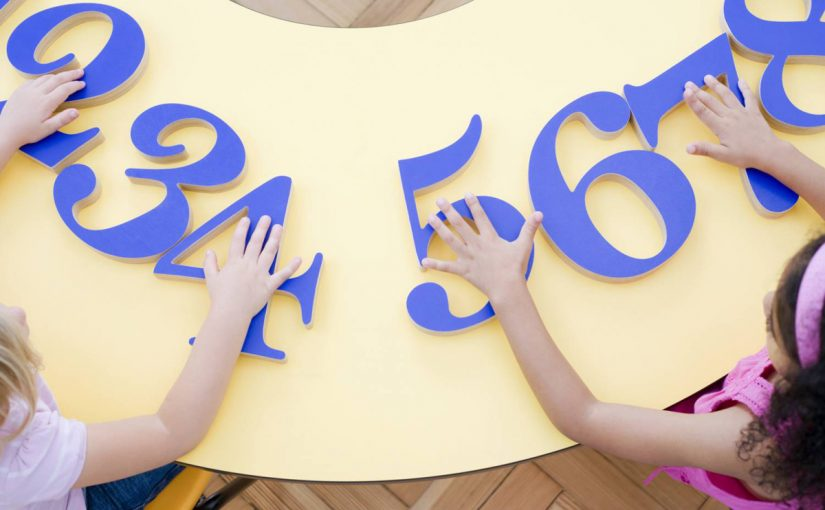 ما مجموعة الأعداد التي تدل على الكمية نفسها