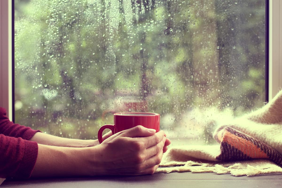 مذكرة يومية عن المطر