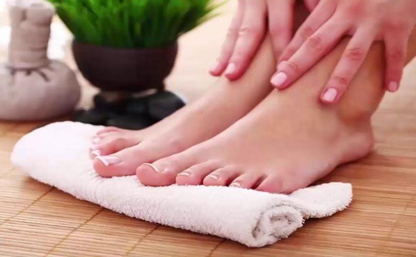 علاج ظفر اصبع القدم الكبير