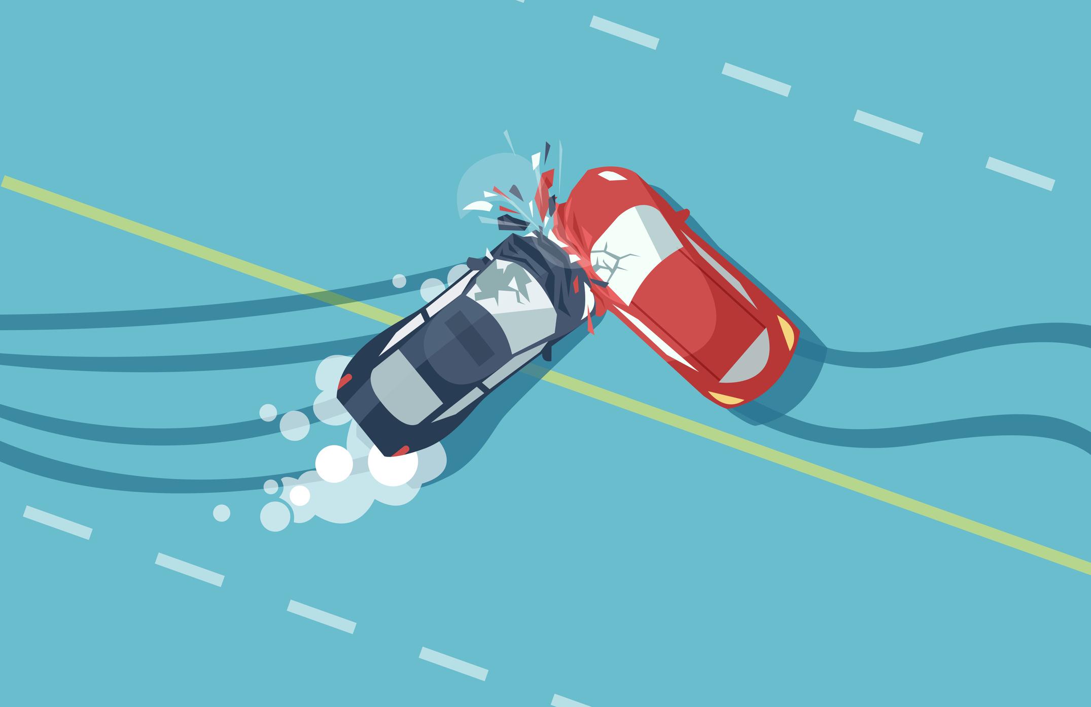 الاستعلام عن تقدير حادث