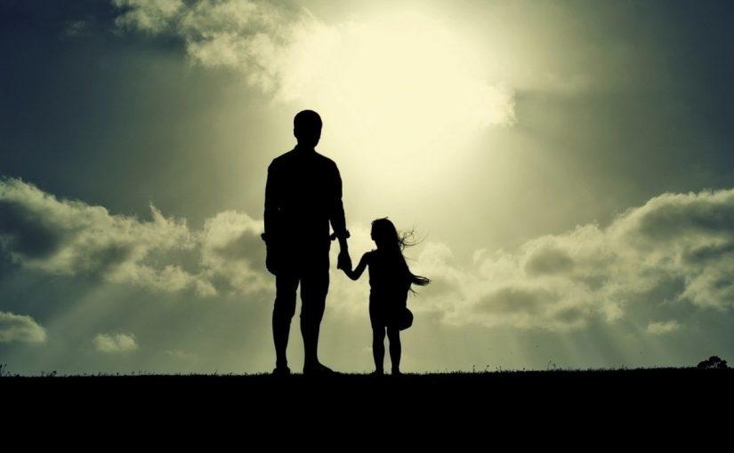 كلمات عن أول عيد بدون أبي