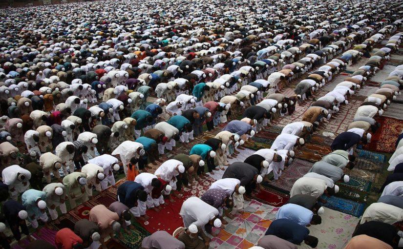 موعد صلاة عيد الفطر في نجران