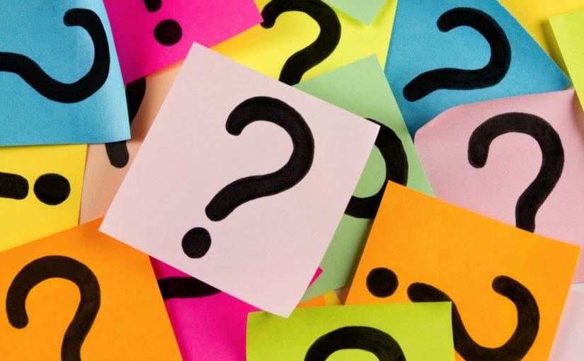 اسئلة للجمعات