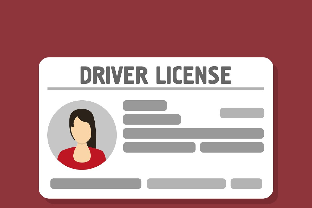 مخالفة السياقة بدون رخصة للنساء