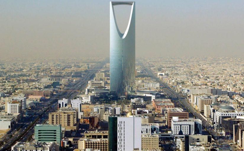 احياء الرياض على الخريطة