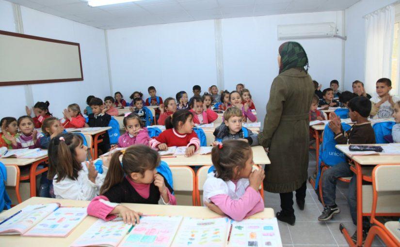مريول المدرسة الجديد في السعودية