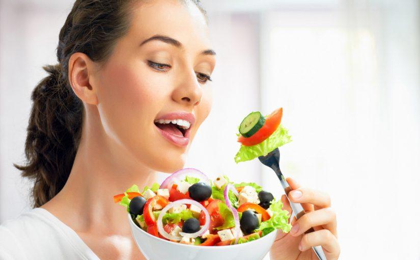 طرق زيادة الوزن بسرعة للنساء