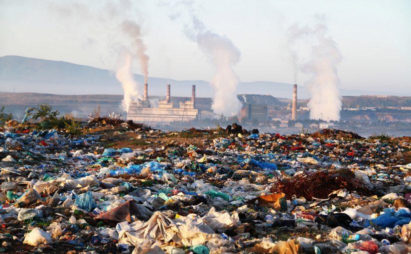 تعبير عن التلوث البيئي للسنة الثالثة متوسط