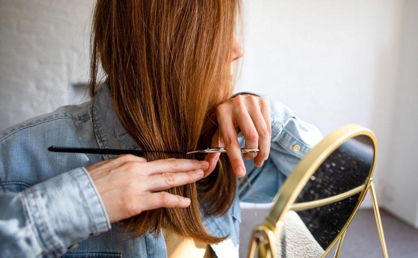 هل قص الشعر وقت الدورة مايطول