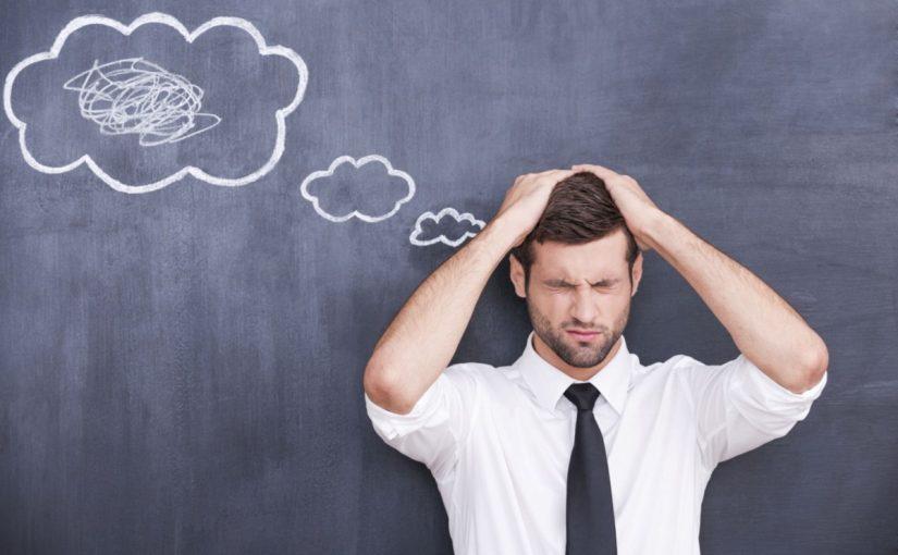 التخلص من القلق والتفكير