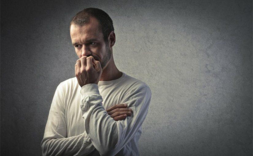 علاج القلق والخوف والتفكير