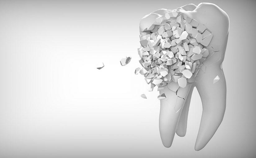 تفسير حلم تفتت الأسنان السفلية