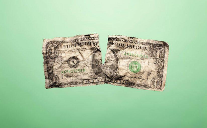 تفسير حلم النقود الورقية المقطوعة