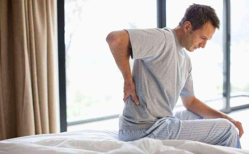 علاج الشد العضلي في الظهر