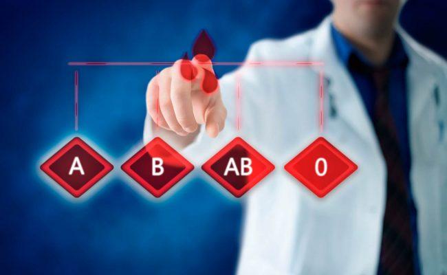 معرفة فصيلة الدم برقم الهوية
