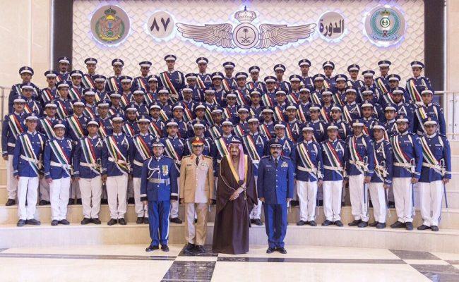 راتب الملازم في كلية الملك فيصل الجوية