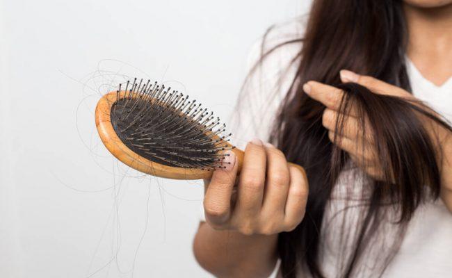 علاج تساقط الشعر مضمون 100 %