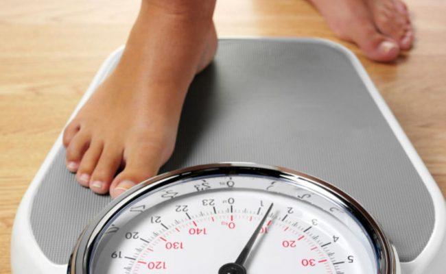 قياس الوزن بعد الدورة بكم يوم