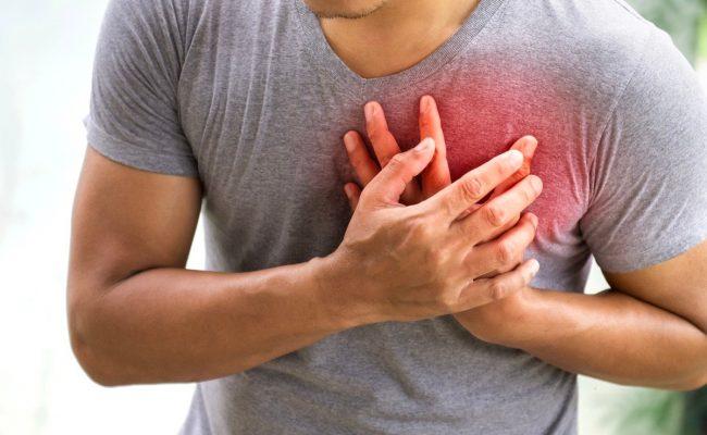 ضيق التنفس مع ألم في الكتف الأيمن التشخيص والاسباب والعلاج