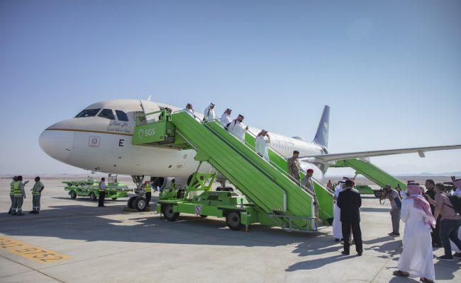 موعد فتح الطيران بين مصر والسعوديه