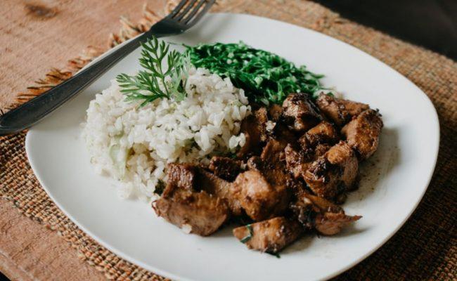 تفسير اكل الرز واللحم في المنام