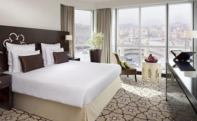 حجز فنادق مكة القريبة من الحرم رخيصة