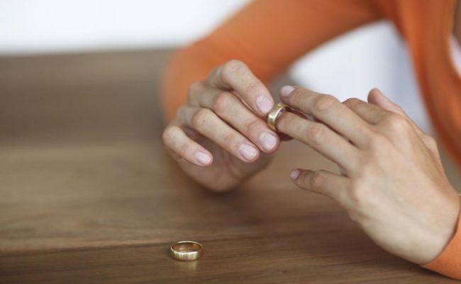 تفسير طلاق الزوجة في المنام