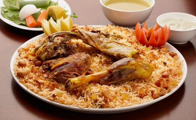 الأكلات السعودية الشعبية