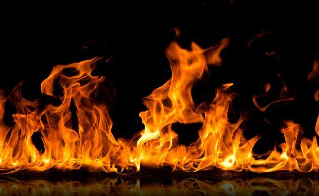 آيات حرق الجن المارد