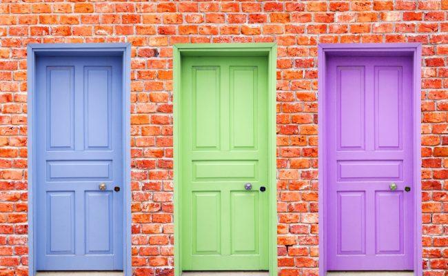 تفسير حلم الباب في المنام للعزباء