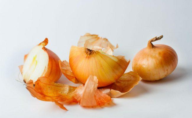 فوائد قشر البصل للرحم
