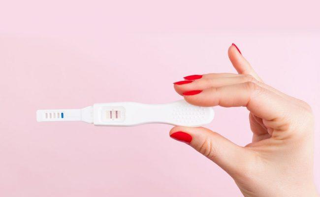 أعراض الحمل بعد اشعة الصبغة مباشره