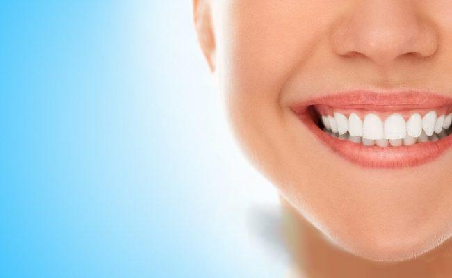 الأسنان البيضاء في المنام