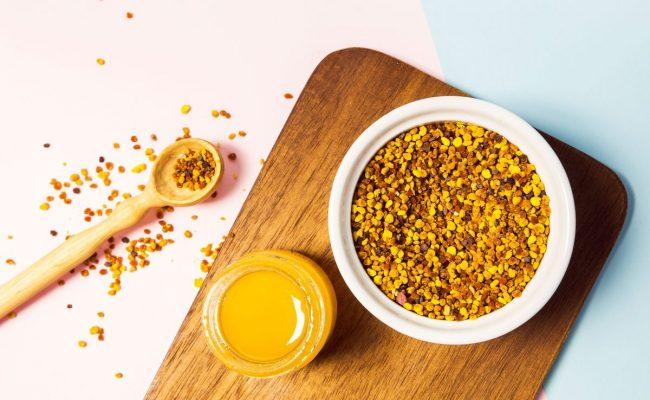 فوائد حبوب لقاح النحل