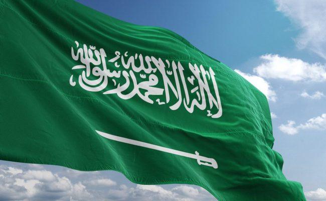 لماذا علم السعودية اخضر