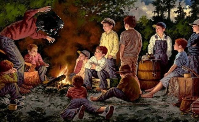 قصص أطفال قبل النوم عمر 6 سنوات