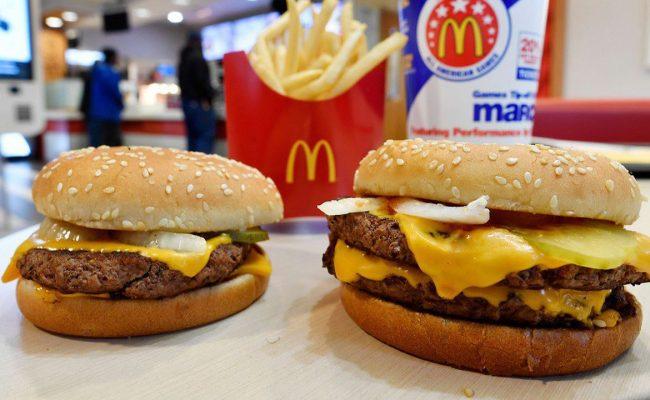 اسعار وجبات ماك منيو ماكدونالدز