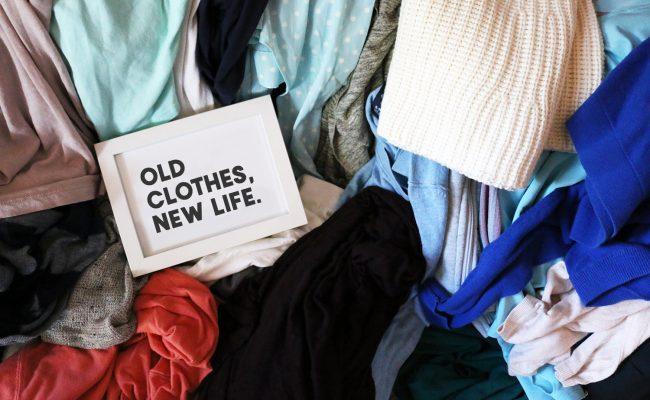 تفسير رؤية الملابس القديمة في المنام