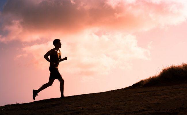 متى تم اختراع الركض