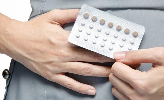هل تسبب حبوب منع الحمل حساسية جلدية