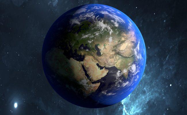 ما هو الغلاف الحيوي للأرض