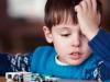 أعراض العين عند الأطفال